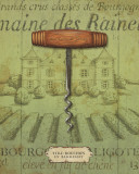 Antique Corkscrew I Posters by Daphne Brissonnet