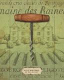 Sacacorchos antiguo I Láminas por Daphne Brissonnet