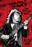 ACDC – For Those about to Rock Poster