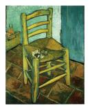 Van Gogh's Chair, c.1888 Giclee Print by Vincent van Gogh