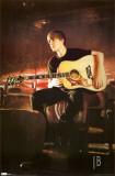 Justin Bieber - Guitar Print