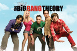 The Big Bang Theory – Sky Plakater