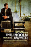 Lincoln Lawyer Posters