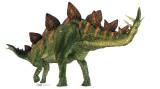 Stegosaurus Cardboard Cutouts