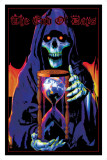 End of Days - Blacklight Poster Prints