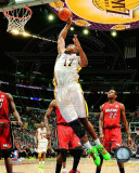 Andrew Bynum 2010-11 Action Photo