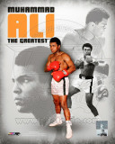 Muhammad Ali 2011 Portrait Plus Photo
