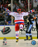 Alex Ovechkin 2011 NHL Winter Classic Action Photo