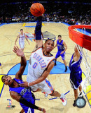 NBA Russell Westbrook 2010-11 Action Photo