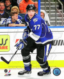 Victor Hedman 2010-11 Action Photo