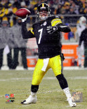 Ben Roethlisberger 2010 Action Photo