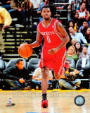 Aaron Brooks 2010-11 Action Photo