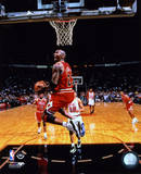 Michael Jordan 1996 Action Photo