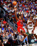 Scottie Pippen Game 4 of the 1996 NBA Finals Action Photo