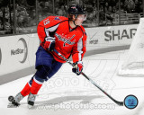 Nicklas Backstrom 2010-11 Spotlight Action Photo