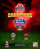 Ohio State Buckeyes Allstate Sugar Bowl Champions Composite Photo