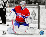Carey Price 2010-11 Spotlight Action Photo