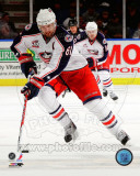 Rick Nash 2010-11 Action Photo