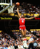 Julius Erving Action Photo