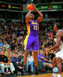 Ron Artest 2010-11 Action Photo