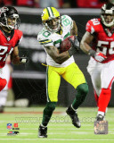 Donald Driver 2010 Playoff Action Photo