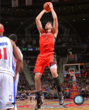 Andrea Bargnani 2010-11 Action Photo