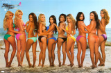 Maxim - Beach Bikinis Posters