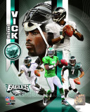 Michael Vick 2011 Portrait Plus Photo