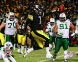 Ben Roethlisberger 2010 AFC Championship Game Touchdown Run Photo