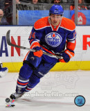 Jordan Eberle 2010-11 Action Photo