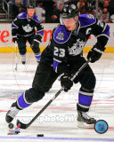 Dustin Brown 2010-11 Action Photo