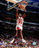 Michael Jordan 1996 Action Photographie