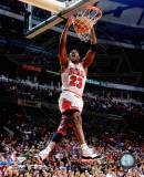 Michael Jordan 1996 Action Photographie