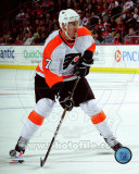 Jeff Carter 2010-11 Action Photo