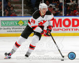 Travis Zajac 2010-11 Action Photo