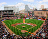 Camden Yards 2010 Opening Day Photo