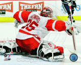 Jimmy Howard 2010-11 Action Photo