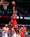 Michael Jordan 1995-96 Action Photo