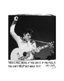 Elvis: Rock &amp; Roll Music Posters