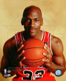 Michael Jordan 1990 Posed Photo