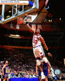 NBA Patrick Ewing 1996 Action Photo