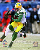Greg Jennings 2010 NFC Championship Game Action Photo