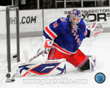 Henrik Lundqvist 2010-11 Spotlight Action Photo