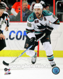 Dan Boyle 2010-11 Action Photo