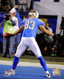 Vincent Jackson 2010 Action Photo