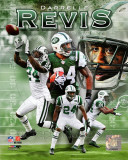 NFL Darrelle Revis 2011 Portrait Plus Photo