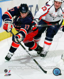 Brandon Dubinsky 2010-11 Action Photo