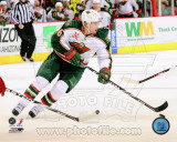 Pierre-Marc Bouchard 2010-11 Action Photo