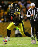 Rashard Mendenhall 2010 AFC Championship Game Action Photo