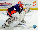 Dwayne Roloson 2010-11 Action Photo